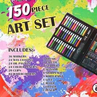 🚚 (HOT SALE) 150 Pcs Art Set