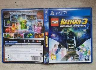 Selling Cheap! Playstation PS4. LEGO Batman