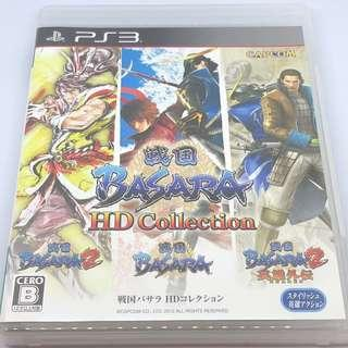PS3 戰國 Basara HD Collection