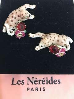 【LesNereides法國飾品】LesNereides 耳環 手鍊 戒指 N2系列