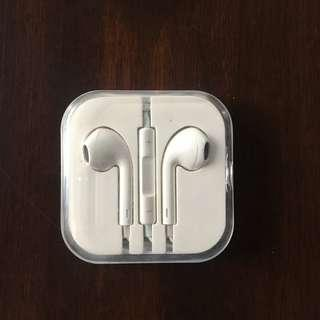 Authentic Apple Earpods