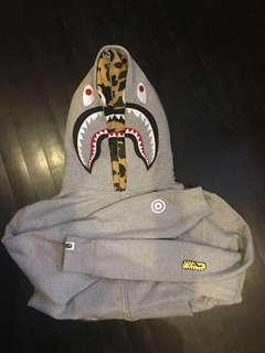 LOWEST! New Authentic Bape Double Hoodie