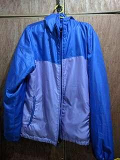 (REPRICED) Uniqlo reversible windbreaker jacket