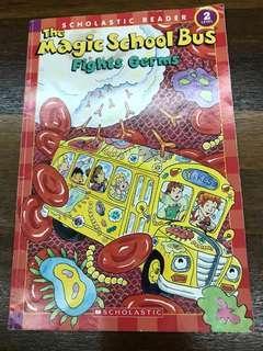 Magic school bus - fight germs level 2