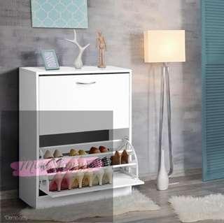 Axel 2 Door Shoe Cabinet
