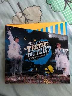 The Magical Teeter Totter演唱會2017 (2CD + 2DVD)