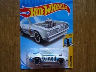 Hotwheels King Kuda