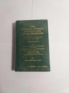 THE NATIONAL INTERNAL REVENUE CODE OF THE PHILIPPINES
