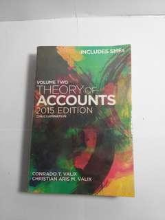 theory of ACCOUNTS (2015 edition)