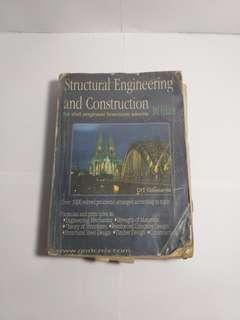 STRUCTURAL ENGINEERING & CONSTRUCTION (3rd edition)