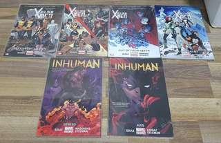 Marvel Comics All New X-Men TPBS Vol 1 - 4