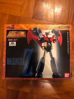 超🈴️金魂 GX-01 鐵甲萬能俠1號