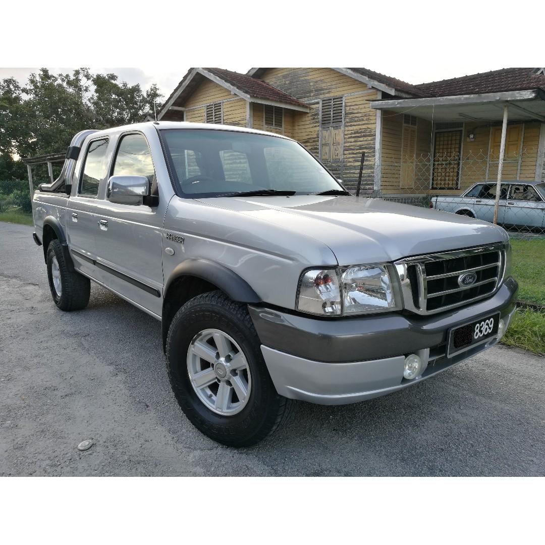 2006 ford ranger 2006 ford ranger 2 5 xl pickup truck 4wd kereta kereta untuk dijual di carousell