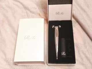 ReFa S Carat Ray (eye roller with micro electric current) firming, lifting, anti aging #trickortreat