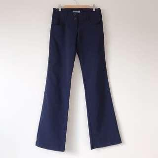 *NEW* Forcast Navy trousers size 10