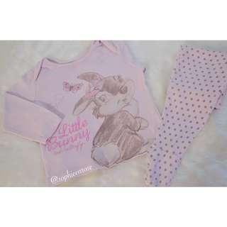 Disney Baby Pyjamas 6-9months