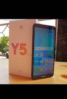 Huawei Y5 Prime 2018 phone