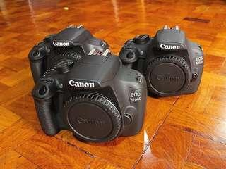 Canon 1200D | 18mp with HD Video