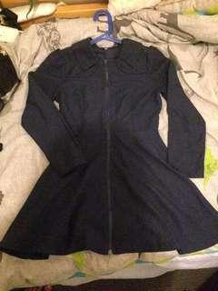 Cute Navy blue dress