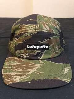 Lafayette. 五分割帽 虎斑迷彩