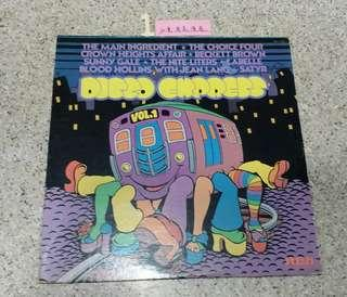 (英文黑膠唱片LP) DISCO EXPRESS VOL.1
