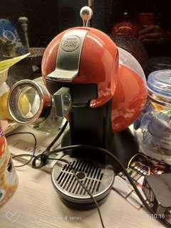 雀巢咖啡機使用過一次