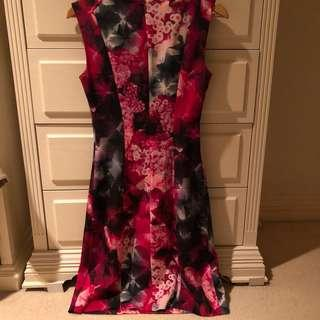 Alannah Hill Printed Dress