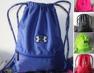 Brand New Under Armour Drawstring Bag Size L