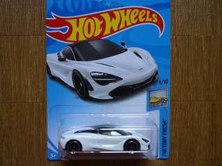 Hotwheels Mclaren 720S