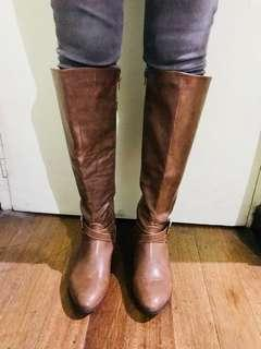 *WINTER COLL* Knee-High Boots (NEGOTIABLE)