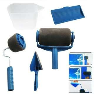 All in one paint roller n brush(ready stock)