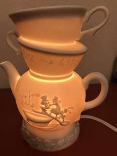 日本迪士尼愛麗絲夢遊仙境燈