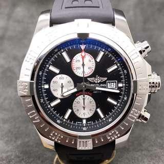 Breitling Super Avenger II A13371 Chrono watch 48mm