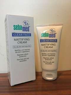 Sebamed 控油面霜 clear face mattifying cream 施巴