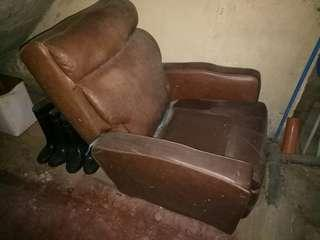 Vintage Lazyboy reclining chair