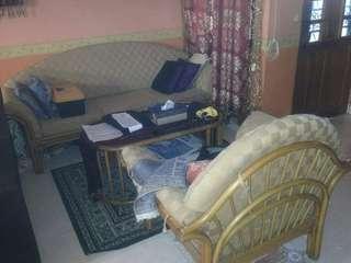 Sofa Rotan Home Furniture Carousell Malaysia