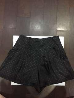 🚚 黑色圓點可愛風褲裙