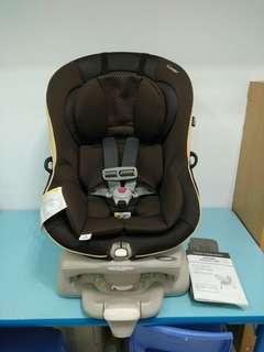 Combi Zeusturn EG 360度旋轉安全座椅