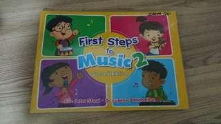 Primary 2 Music Book