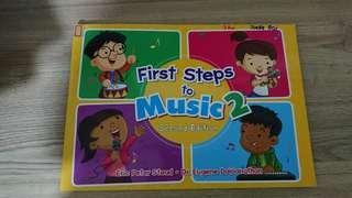 Primary 2 Music Book