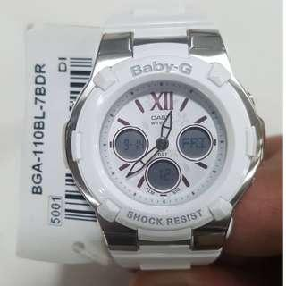 Baby-G | BGA-110BL | Authentic