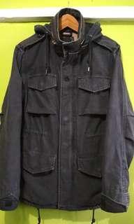 Jaket M65 OBEY (Fashion)