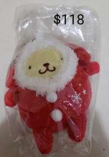 布甸狗 布丁狗 聖誕造型公仔
