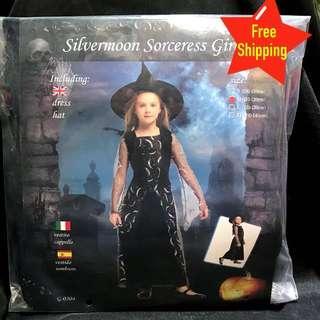 Girl Wizard Costume