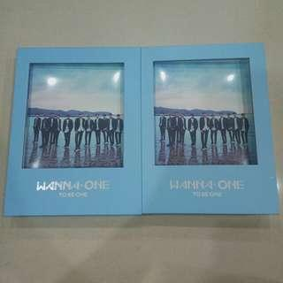 [WTS] WANNA ONE TO BE ONE ALBUM