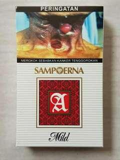Rokok Sampoerna A Mild isi 16