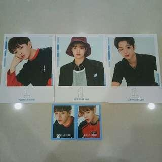 [WTS]WANNA ONE TO BE ONE PHOTOCARD