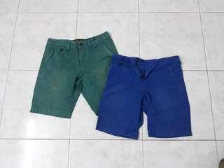 Brand Outlet Shorts Set