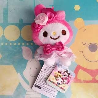 100% New & Real Sanrio My Melody 掛飾 #trickortreat