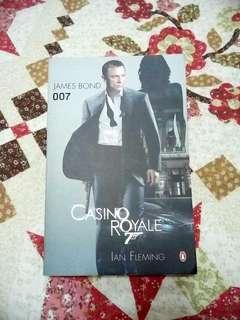 James Bond 007 Casino Royale (by Ian Fleming) #SUBANGJAYASWAP #SBUX50 #EVERYTHING18 #POST1111